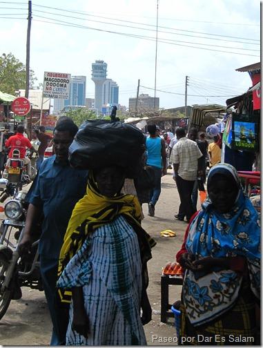 Paseo por Dar Es Salam
